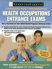 Health Occupations Entrance Exams-ExLibrary