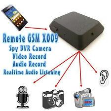 Beweglicher Sprachmonitor GSM SIM Karte GPRS GPS Spion Video Spionagekamera