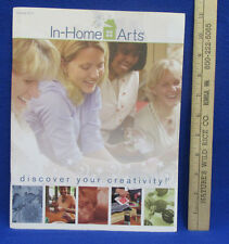 2006 Volume 2 In-Home Arts Catalog Discover Your Creativity Ideas & Prices