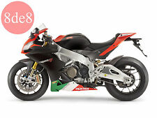 Aprilia RSV4 Factory (2010) - Manual de taller en CD (En italiano)