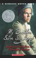 My Brother Sam Is Dead by Chris Collier YA Young adult teen teenager novel
