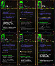 Diablo 3 RoS PS4 [SOFTCORE] - Unhallowed Essence Demon Hunter Set [Ancient]