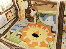 NEW High Quality Baby Comforter Quilt Blanket / Embroidered /Cotton/ 84 x 107 cm