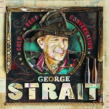 GEORGE STRAIT - COLD BEER CONVERSATION  CD NEU