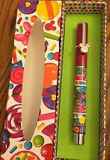DISNEY Mickey Icon Minnie LOLLIPOPS CANDY Executive Pen New in Box