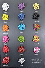 *100g mini Schokolinsen Dragees vielen Einzelfarben Dekoration Torten, Candybar*