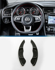 Pinalloy Black Steering Wheel Extension Paddle Shift VW Golf MK7 Scirocco GTi R