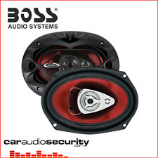 "BOSS AUDIO CH6930 - 3-WAY 6x9"" CAR SPEAKERS 400 Watts"
