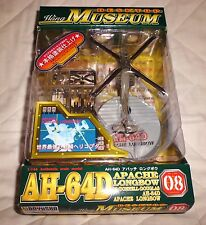 Doyusha 1/144 Desktop Wing Museum AH-64D Apache Longbow Attack Helicopter