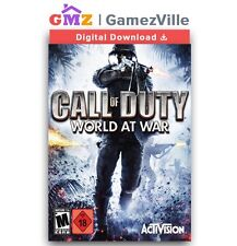 Call of Duty: World at War Steam Gift PC Digital Download Link [EU/US/MULTI]