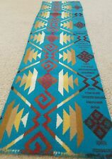 "BUY IT NOW PENDLETON WOOLEN MILL BLANKET REMNANT 33"" x 9"" WOOL FABRIC"