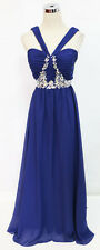MASQUERADE Navy Evening Prom Formal Gown 1 - $140 NWT