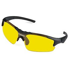 Polarized Sunglasses Night Vision Driving Fishing Shooting Yellow Glasses Lens
