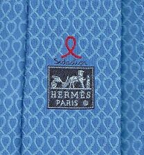 "Ltd Edition New Hermes Tie Blue ""Life In A Pocket"" Ex Rare Collectors Item Mint!"