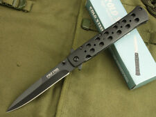 New Cold Steel CS26ACST Folder Knife Ti-Lite Linerlock Knife Camping Tool