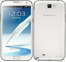 New Samsung Galaxy Note 2 GT-N7100 - 16GB - Marble White (Unlocked) Smartphone