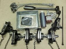 Bridger #2 Offset Coil Spring Coyote Trapping Package  Coyote Trapping