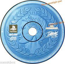 PlayStation 1 CAESARS PALACE 2000 Millenium jeu de casino SONY psx ps1 ps2 testé