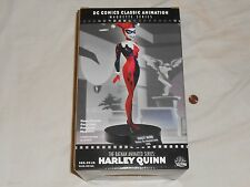 Harley Quinn Batman The Animated Series Cold Cast Maquette DC Statue 96 / 2000