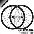 Carbon Fiber Road Bicyling Bike Wheelset 700C 38mm Clincher Carbon Wheels