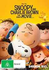 Snoopy And Charlie Brown: The Peanuts Movie : NEW DVD
