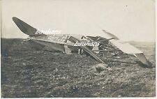 Foto Flugzeug mit Kennung abgeschossen-crash-Unfall 1.WK (i805)