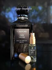 TOM FORD PRIVATE BLEND OUD WOOD 5 ML. SPRAY  TRAVEL SIZE