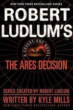 Robert Ludlum's(TM) The Ares Decision (Covert-One)-ExLibrary