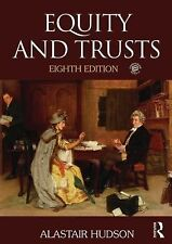 EQUITY AND TRUSTS [9780415836876] - ALASTAIR HUDSON (PAPERBACK) NEW