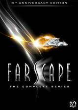 Farscape: The Complete Series (15th Anniversary Edition), Very Good DVD, , Brian