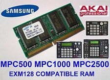 Akai MPC2500 MPC1000 MPC500 Memory Ram - 256MB PC133 SDRAM CL3 NP SO-DIMM