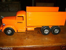 Smith Miller L Mack Material truck orange Beautiful cond.