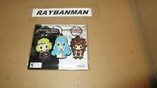 Nintendo 3DS Fire Emblem Fates Special Edition Gamestop Keychains Set of 3 New