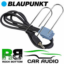 BLAUPUNKT Casablanca MP56 CD Car MP3 iPod iPhone Aux In Input 3.5mm Jack Cable