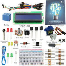 SunFounder New Project 1602 LCD Starter Kit For Arduino UNO R3 Nano Mega