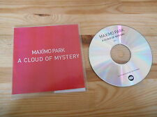 CD Indie Maximo park-a cloud of Mystery (1 chanson) promo warp