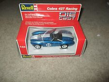 Revell Blue Cobra 427 Racing Diecast 1:24 Scale MISB 1989 See My Store