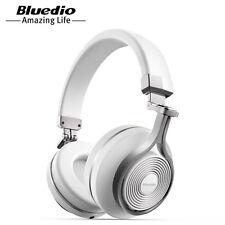 NEW BLUEDIO Turbine T3 Bluetooth 4.1 Headsets Wireless Stereo Headphones WHITE