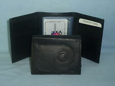 PHILADELPHIA FLYERS   Leather TriFold Wallet    NEW    black 3 sb