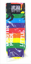 LADY GAGA BORN THIS WAY BALL 2012-13 MONSTER PRIDE RAINBOW SOCKS NEW OFFICIAL OS
