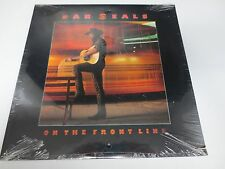 "DAN SEALS ON THE FRONT LINE 12"" SEALED LP RECORD"