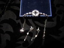 Swarovski Bracelet & Dangle Earrings