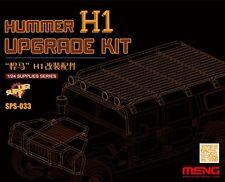 MENG MODEL SPS-033 Upgrade Set for Meng Kit HUMMER H1 in 1:24