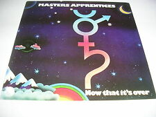 The Masters Apprentices - Now That It's Over (2004) CD Prog Rock 1974