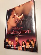 The Twilight Saga Breaking Dawn Part 1 One Official Illustrated Movie Companion