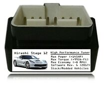 Stage 12 Performance Power Tuner Chip [ Add 145 HP 8 MPG ] OBD Tuning for Jeep