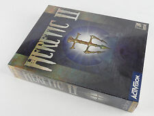 Heretic II for PC by Raven Software Corporation, 1998, Action, Fantasy, Shooter