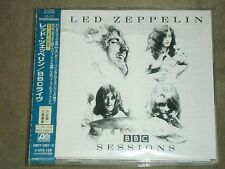 Led Zeppelin BBC Sessions Dbl CD Japan