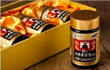 Korean Red Ginseng Extract Gold 6Years Root Saponin Panax 1EA Bottle 240g 8.5oz