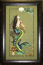 Mirabilia Designs - MD95 - Mermaid of Atlantis Chart by Nora Corbett
